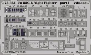 Ju 88G-6 Night Fighter S.A.