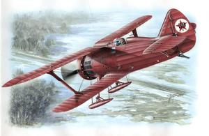 Polikarpov I-15 Red Army