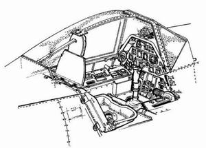 Fw 190 A3/A4 - interior set for TAM