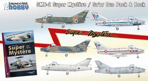SMB-2 Super Mystere Duo Pack & Book  - 1
