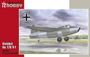 "Heinkel He 178 V-1 ""First World Jet"""