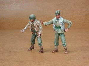 US Marines - DUKW crew WW II (2 fig.)