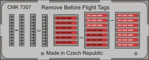 Remove Before Flight Tags (20 pc)