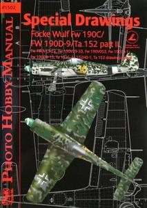 PHM Special Drawings FW 190 part II