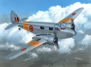 """Airspeed Oxford Mk.I/II """"Foreign Service"""""""