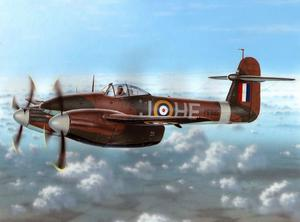 "Westland Whirlwind F Mk.I ""Cannon Fighter"""