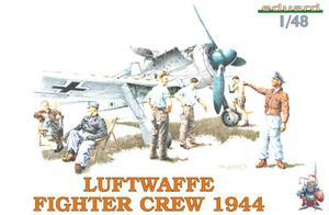 LUFTWAFFE FIGHTER CREW 1944