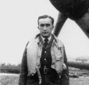 RAF Aces J. František (1 fig. for Hurricane M