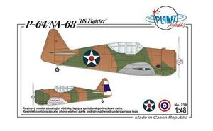 "P-64/NA-68""US Fighter"""