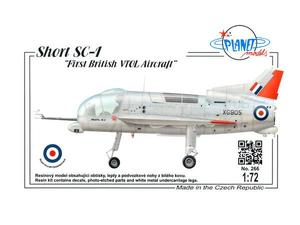 "Short SC-1 ""First British VTOL Aircraft""  - 1"