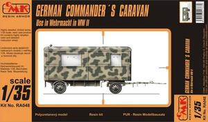 German Commander's Caravan
