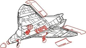 F4D-1 - detail set for TAM