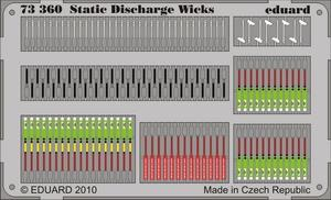 Static Discharge Wicks