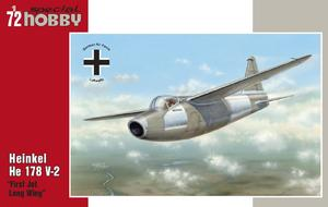 Heinkel He 178 V-2 - Re-issue