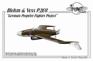 "Blohm Voss P.208 ""German Propeler Fighter Pro"