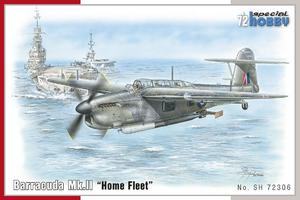 "Fairey Barracuda Mk.II ""Home Fleet"" 1/72  - 1"