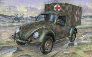 VW Type 82 Reich Post conv. Set for TAM  - 1