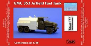 GMC 353 Airfield fuel tank conv. Set for TAM  - 1