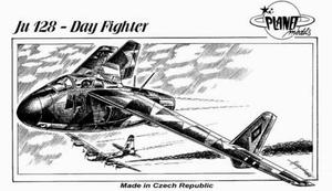 Junkers 128 (Day Fighter)