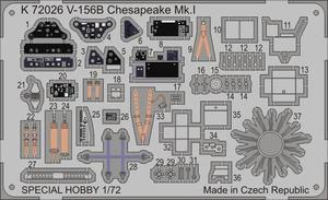 V-156B Chesapeake 1/72