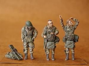 "U.S. Airborne ""D Day"" (3 fig.)"