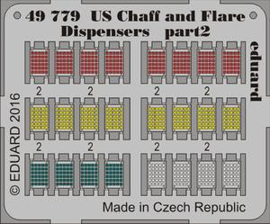 US Chaff and Flare Dispensers