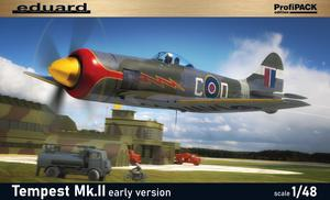Tempest Mk.II early version 1/48