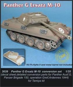 Panther G Ersatz M-10 - conversion set for T