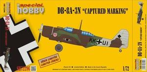 "DB-8A-3N ""Captured Marking"" – limited"