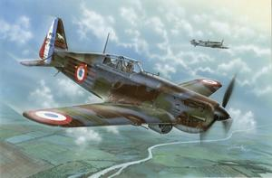 "Morane Saulnier MS-406C.1 ""Battle of France""  - 1"
