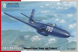 """FH-1 Phantom """"Demonstration Teams and Trainers"""" 1/72  - 1"""