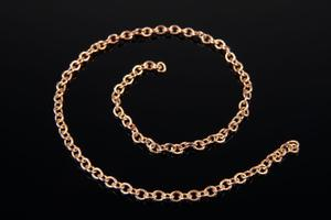 Medium Coarse Brass Chain - suitable for 1/35 and 1/48 scale