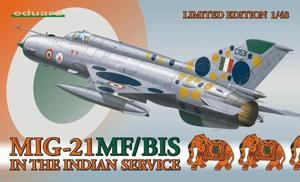 MiG-21MF/BIS in the Indian service