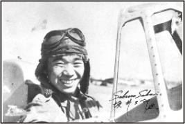 Japanese Aces S. Sakai (1.fig for A6M2 Zero)