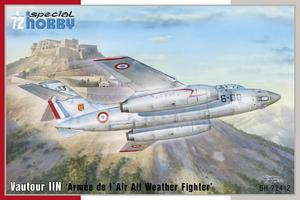 S.O. 4050 Vautour II 'Armée de l' Air All Weather Fighter'  - 1