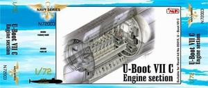 U-Boot VII Engine section V for REV