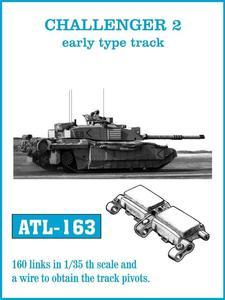 ATL-163 CHALLENGER 2 early type track
