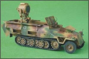 Sd.Kfz.251/20 Ausf.D UHU - conv.set for HAS