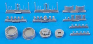 Blenheim Mk.I - Engine set for Airfix