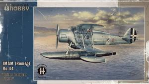 "IMAM (Romeo) Ro.44 ""Italian Float Fighter"""