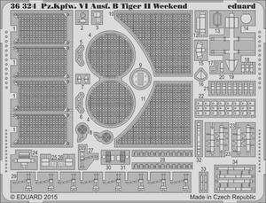 Pz.Kpfw. VI Ausf. B Tiger II Weekend upgrade set