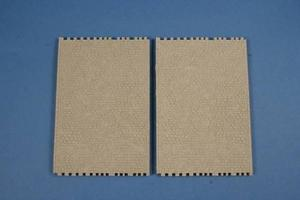Tiled road surface (2pcs)