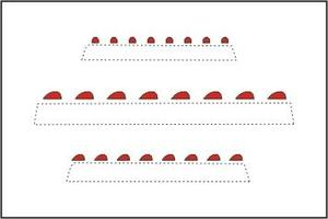 Navigation light red (all scale)