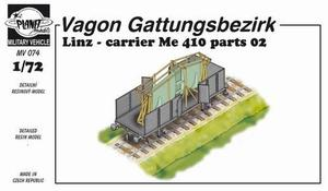 Wagon Linz carrier Me 410 parts 02