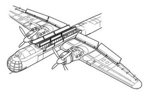He-177A - exterior set for REV