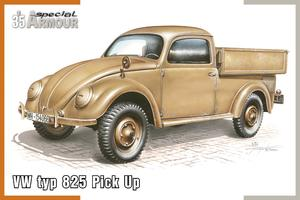 "VW type 825 ""Pick Up"" 1/35"
