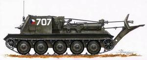 VT-34 Recovery vehicle