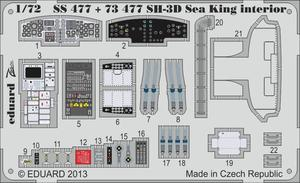 SH-3D Sea King interior S.A.