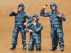 Warsaw Pact tankers (2,1/2 fig.)