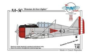 "NA-50 ""Peruvian Air Force Fighter"""